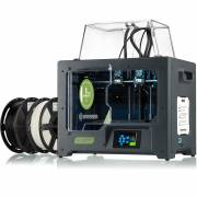 Imprimante 3D WIFI BRESSER T-REX² avec 2 Extrudeurs
