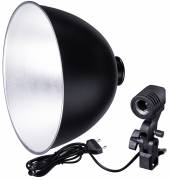 BRESSER MM-12 Support pour 1 lampe, 26cm