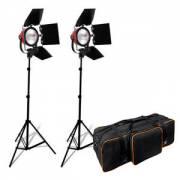 BRESSER Studio Set 1 Photo/Vidéo SG-800 Halogen