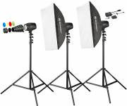 BRESSER Set de flash de studio P-250 No.4
