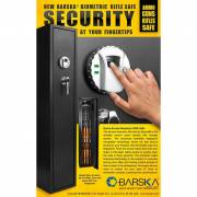 Barska BioMetric Gun Coffre-fort