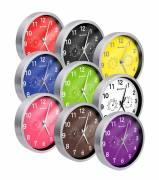BRESSER MyTime DCF Thermo-/ Hygro- Horloge murale 25cm