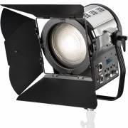 BRESSER SR-1500AB Lampe vidéo LED Fresnel Bicolore + DMX + refroidissement silencieux