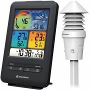 Station météo Couleur BRESSER W-LAN avec Capteur UV/Lumière 4en1