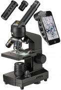 NATIONAL GEOGRAPHIC 40x-1280x Microscope avec Support pour Smartphone
