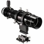 EXPLORE SCIENTIFIC Viseur et guide 8x50 avec focalisation hélicoïdale, 1,25 pouce et connexion T2