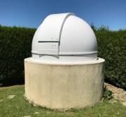 Observatoire PULSAR 2,2 m - Conception basse