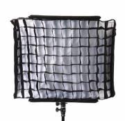 Softbox avec Grille Nid d'Abeille pour Lampe BRESSER LS-1200