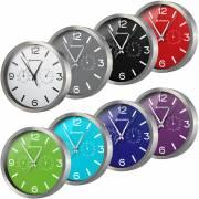 BRESSER My Time DCF Thermo-/Hygro- Horloge murale 25 cm