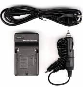 Chargeur BRESSER pour les Batteries de la Série NP-F