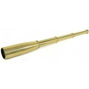 Barska Anchormaster 18x50 Télescope en laiton poli