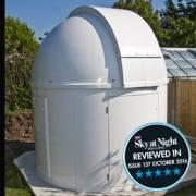 Observatoire PULSAR 2,2 m - Conception haute