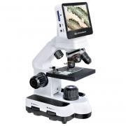 BRESSER Microscope LCD écran tactile 40x-1400x