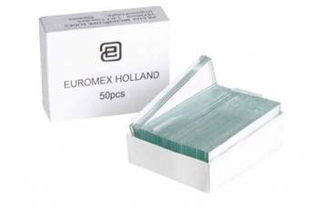 Euromex PB.5150 Lames porte-objets 76 x 26 mm