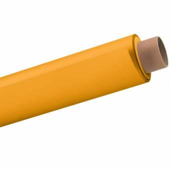 BRESSER 14 Fond de Studio en Papier 2,72x11m jaune tournesol