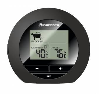 BRESSER Thermomètre pour Barbecue BT4