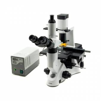 Optika XDS-2FL Inverted Fluorescence Microscope