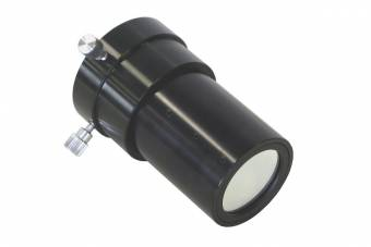 Filtre Ca-K LUNT LS34CaKMD dans douille de prolongement