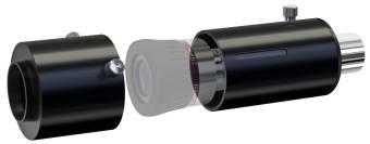 BRESSER Adaptateur Télescope-appareil photo