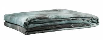 BRESSER BR-5133 Tissu d'arrière-plan 3x6M BLACK-GREY MULTI