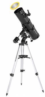 BRESSER Pollux 150/1400 EQ3 Télescope