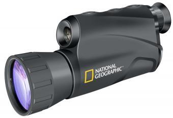 NATIONAL GEOGRAPHIC 5x50 Monoculaire de Vision Nocturne Digital