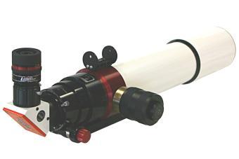 Lunt 80mm Ha B1200 BF FT & PT Télescope