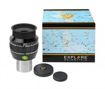 """Explore Scientific 68° Ar Oculaire 20mm (1,25"""")"""