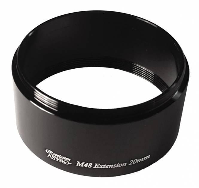 "Bague d'extension Revelation M48 2"" 20mm"