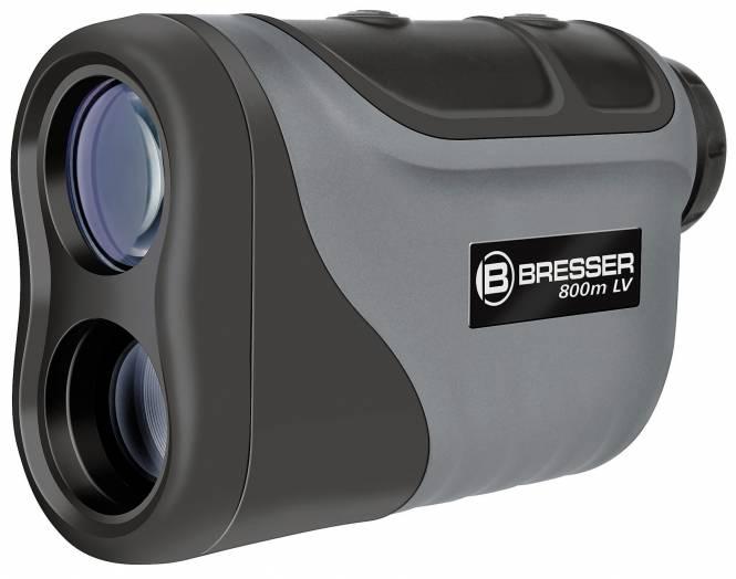 BRESSER Télemètre & Speedomètre LV 6x25 800m