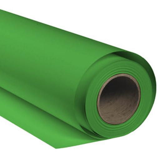 BRESSER SBP10 Fond de Studio Papier sur rouleau 1,36x11m vert