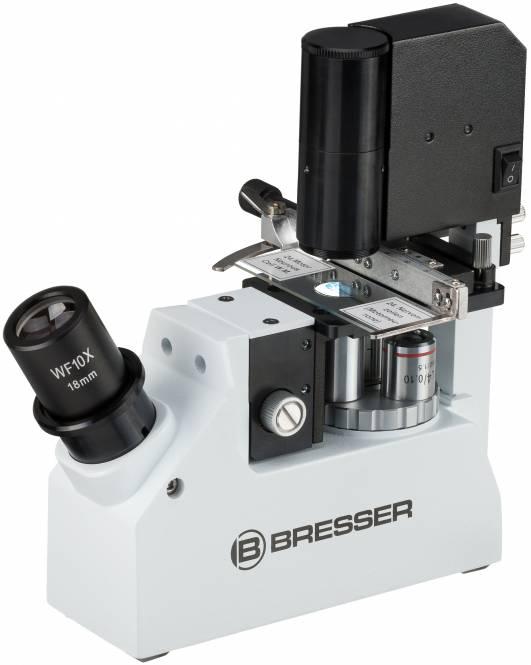 Microscope d'expédition Science XPD-101 de BRESSER