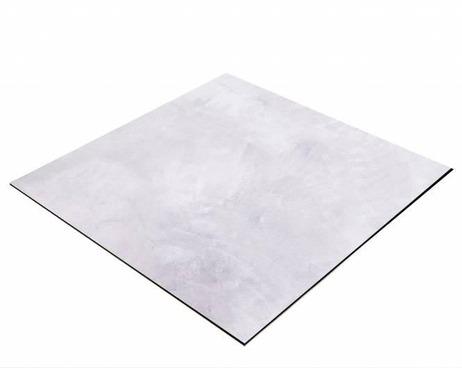 Fond Flat Lay BRESSER pour Photos à plat 40x40 cm Béton gris clair