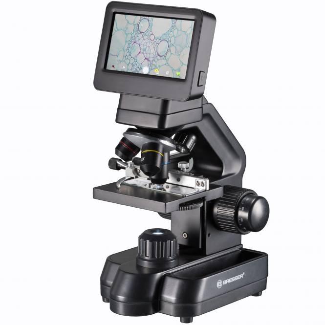 Microscope HDMI 5 MP tactile Biolux BRESSER pour l'École et les Loisirs