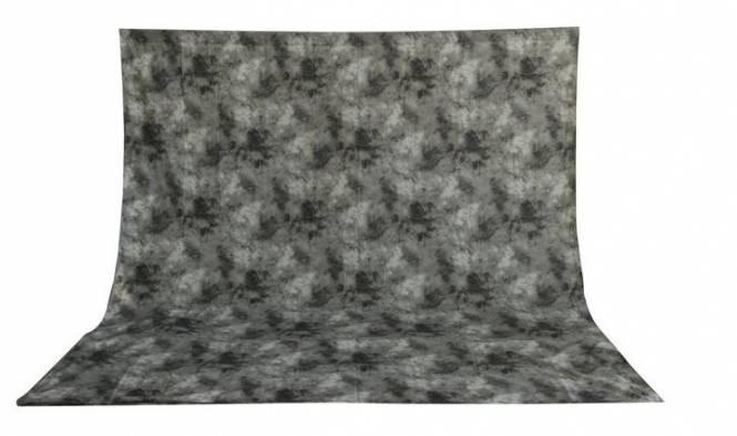 Fond en Tissu à Motif BRESSER BR-6109 lavable 3x6m