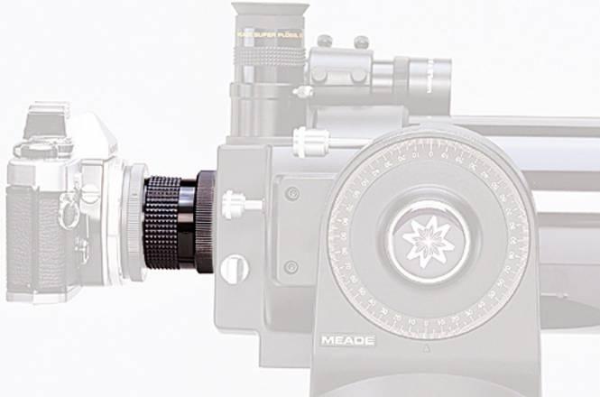 Adaptateur T Bresser ETX-90/125