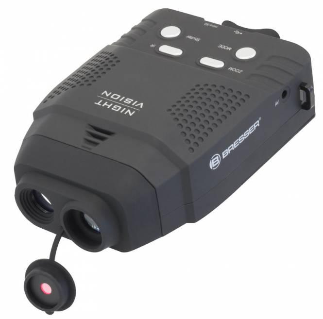 BRESSER 3x14 Appareil de Vision Nocturne numérique avec Fonction d'Enregistrement