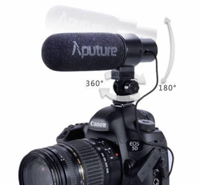 Microphone APUTURE V-MIC D1