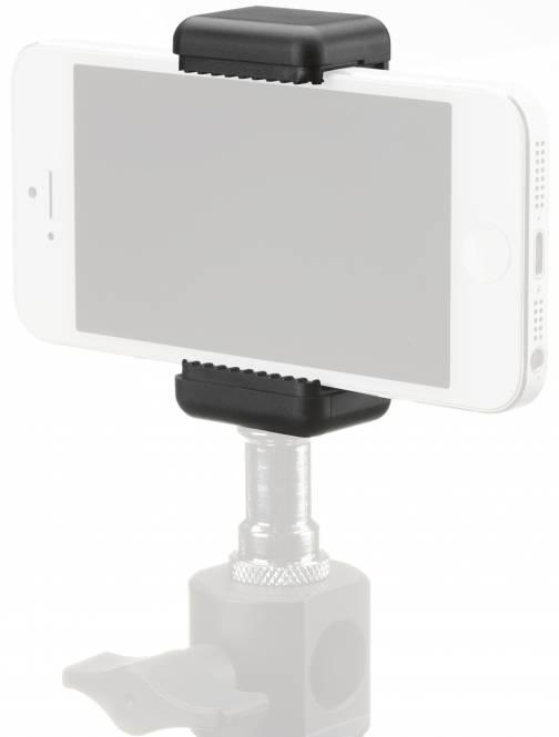 Support de Smartphone BRESSER BR-140 pour Trépied à Vis d'Appareil Photo 1/4''
