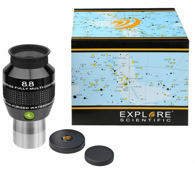 """EXPLORE SCIENTIFIC 82° Ar Oculaire 8,8mm (1,25"""")"""