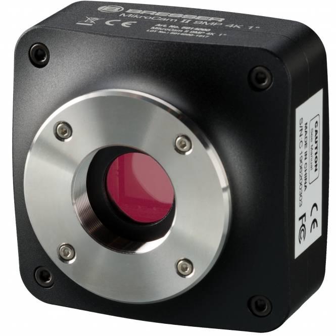 Caméra de Microscope BRESSER MikroCamII 9MP 4K 1''