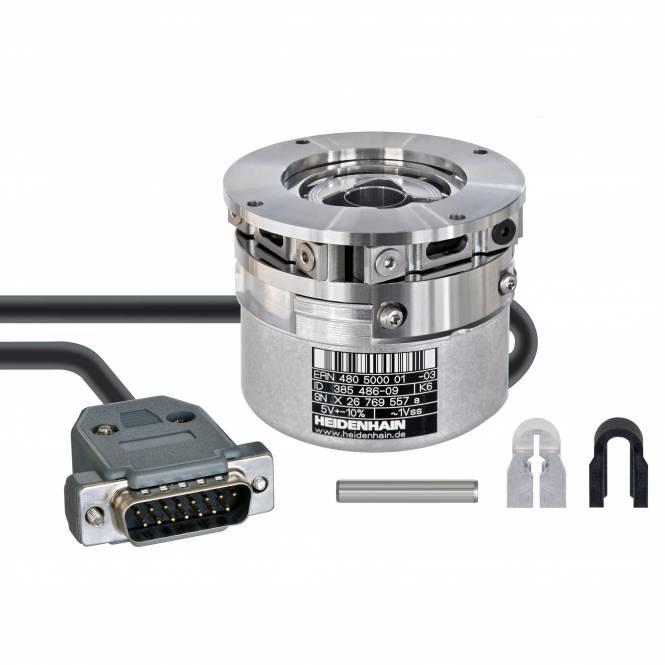 EXPLORE SCIENTIFIC TDM Encodeur avec câble
