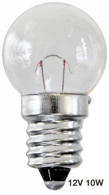 BRESSER Ampoule de rechange 12V/10W pour Microscopes Biorit ICD (5802520)