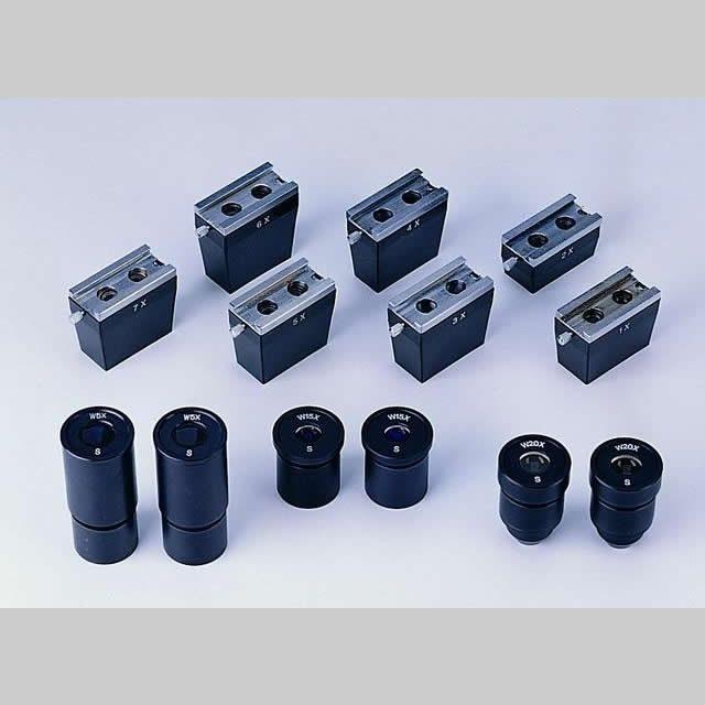 BMS Oculaires Géminés WF10x/20mm (30.5mm)