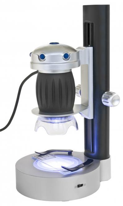 Bresser Junior support USB Microscope avec éclairage