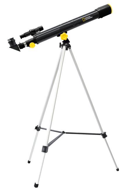 NATIONAL GEOGRAPHIC 50/600 AZ Télescope