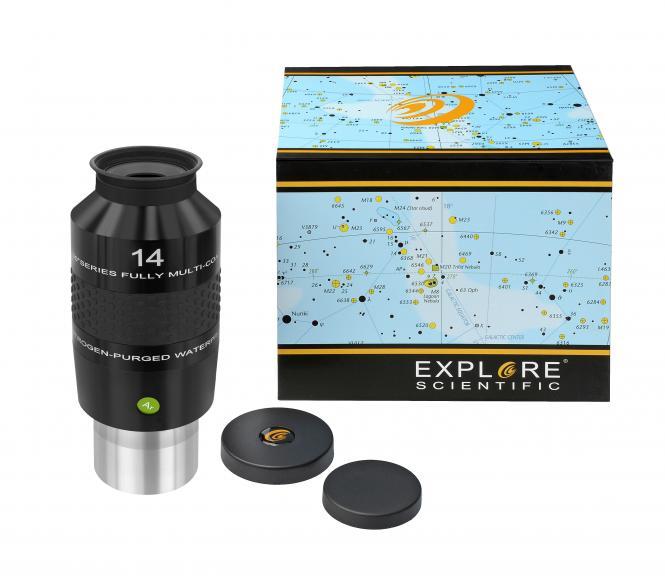 """Explore Scientific 100° N2 Oculaire 14mm (2"""")"""