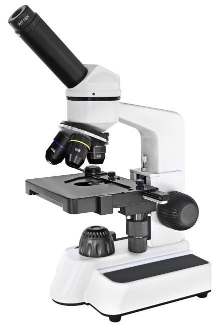 Microscope Bresser Biorit 20x-1280