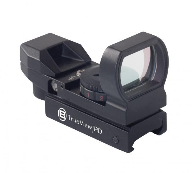 BRESSER TrueView Reflex NA - viseur réflecteur à point rouge