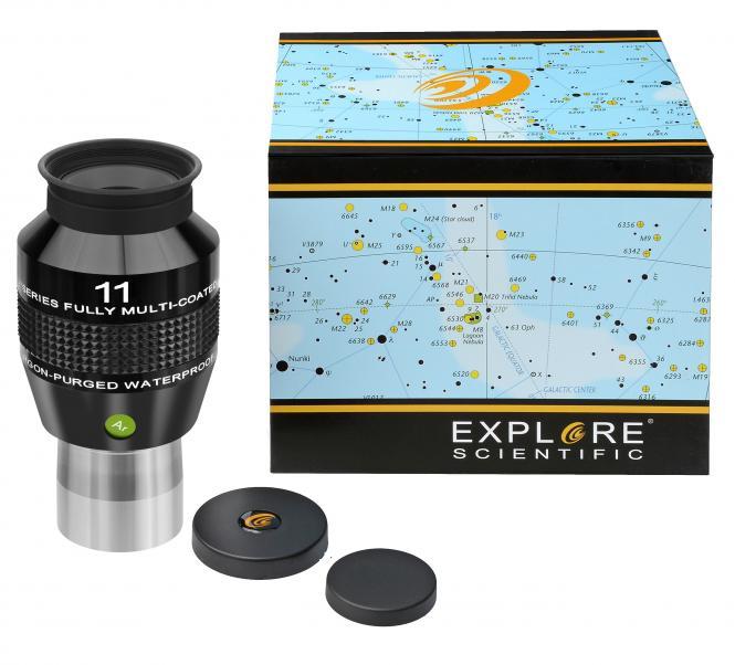 """Explore Scientific 82° N2 Oculaire 11mm (1,25"""")"""